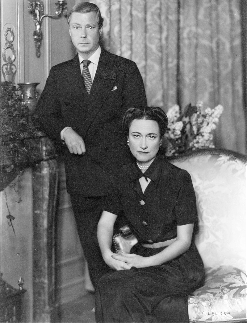 Принц Уэльский и Уоллис Симпсон, 1934