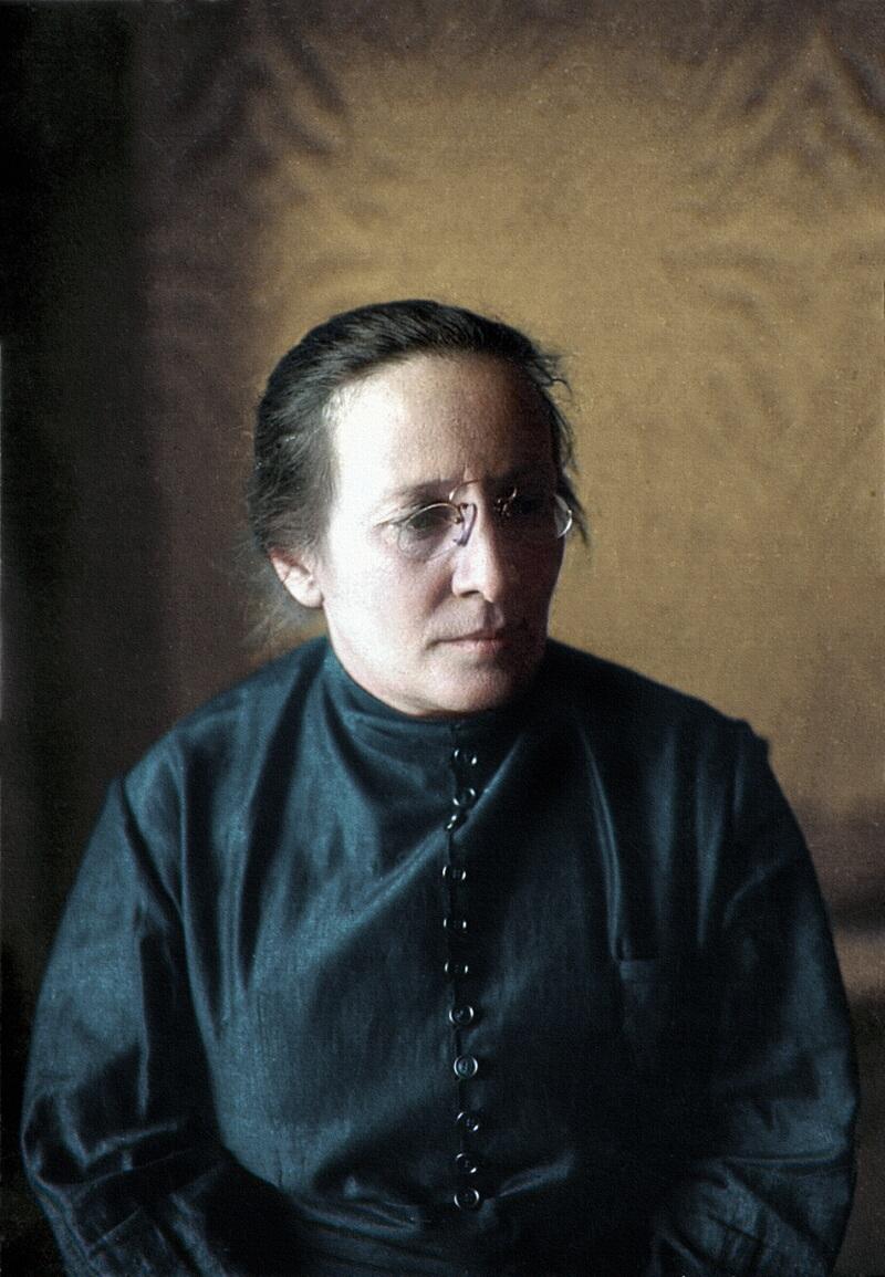 Розалия Землячка, 1925 год