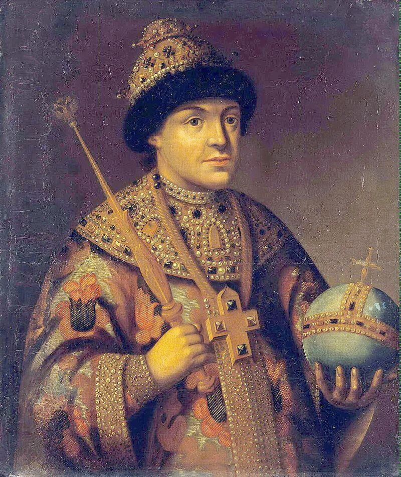 Царь Фёдор Алексеевич