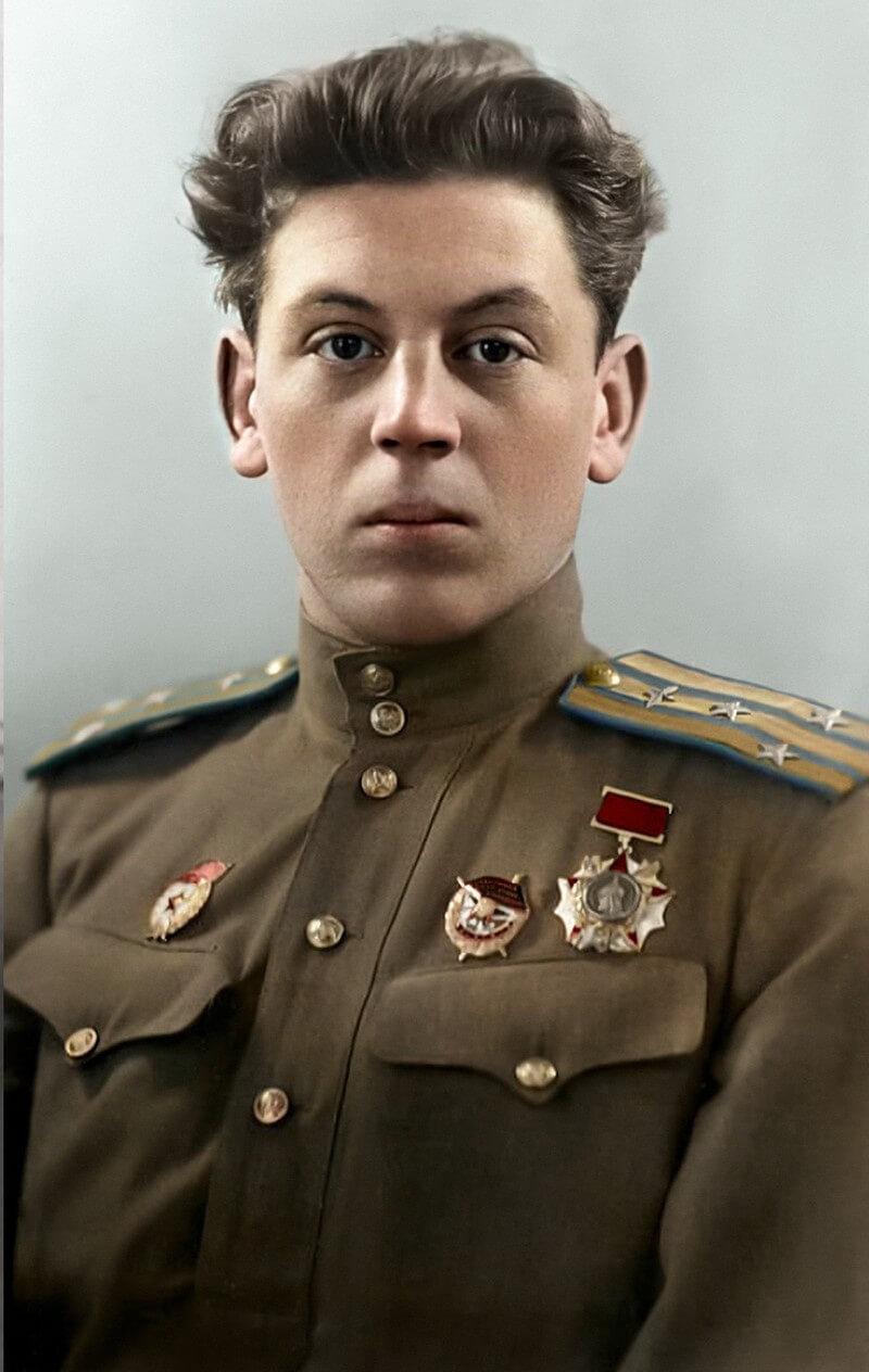 Василий Иосифович Сталин