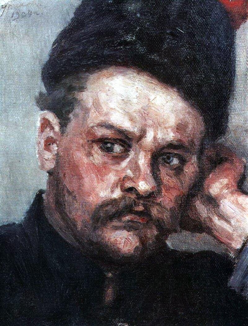 Василий Иванович Суриков «Степан Разин»