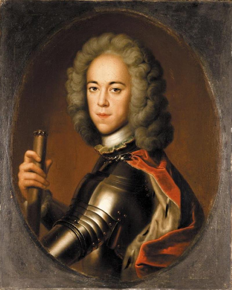 Алексей Петрович - единственный выживший сын Евдокии и Петра