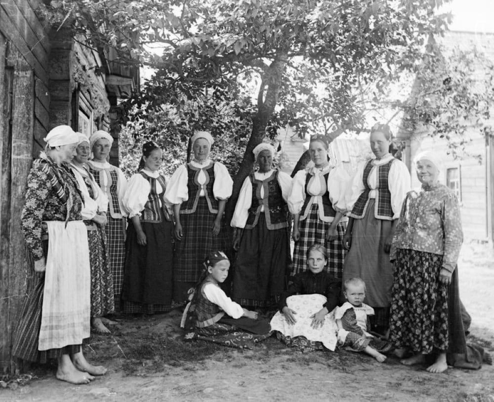 Финны в 19 веке
