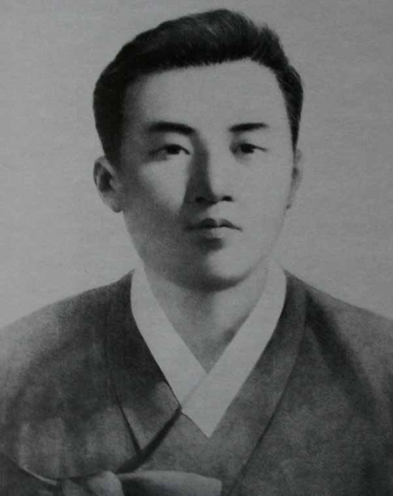 Ким Хен Чжик - отец Ким Ир Сена