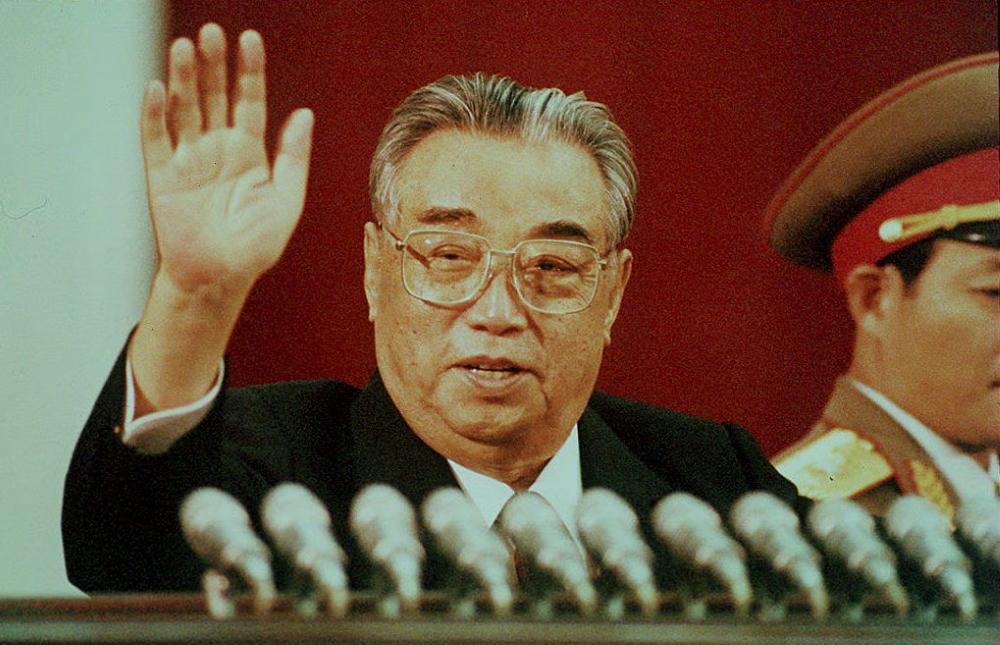 Ким Ир Сен — вечный президент Северной Кореи