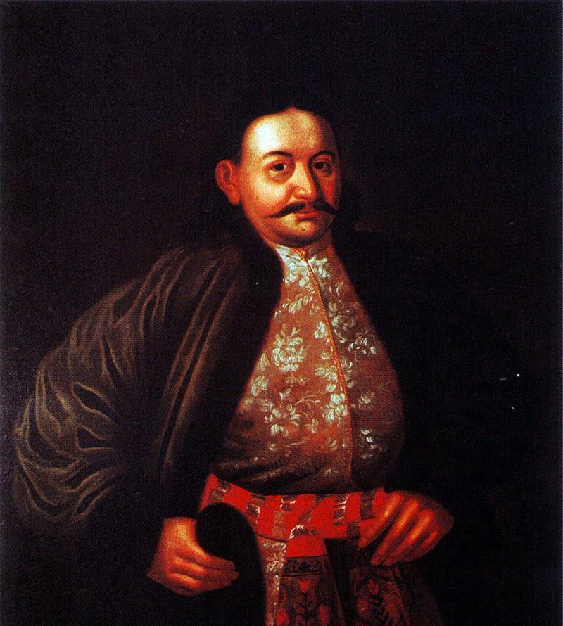 Князь Фёдор Юрьевич Ромодановский