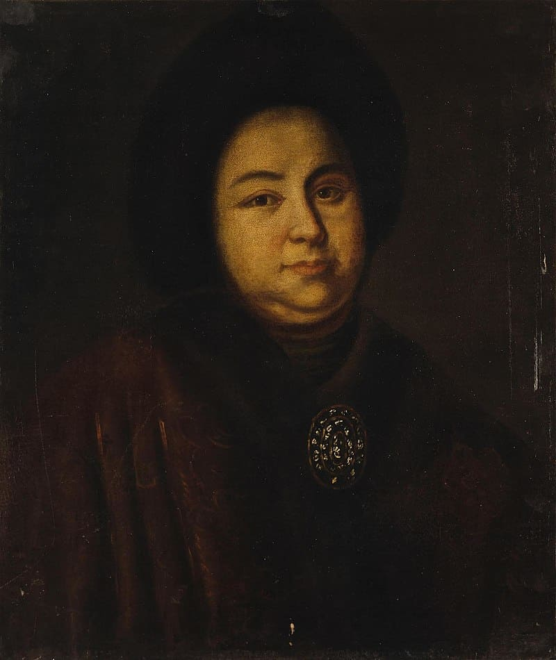 Царица Евдокия Лопухина