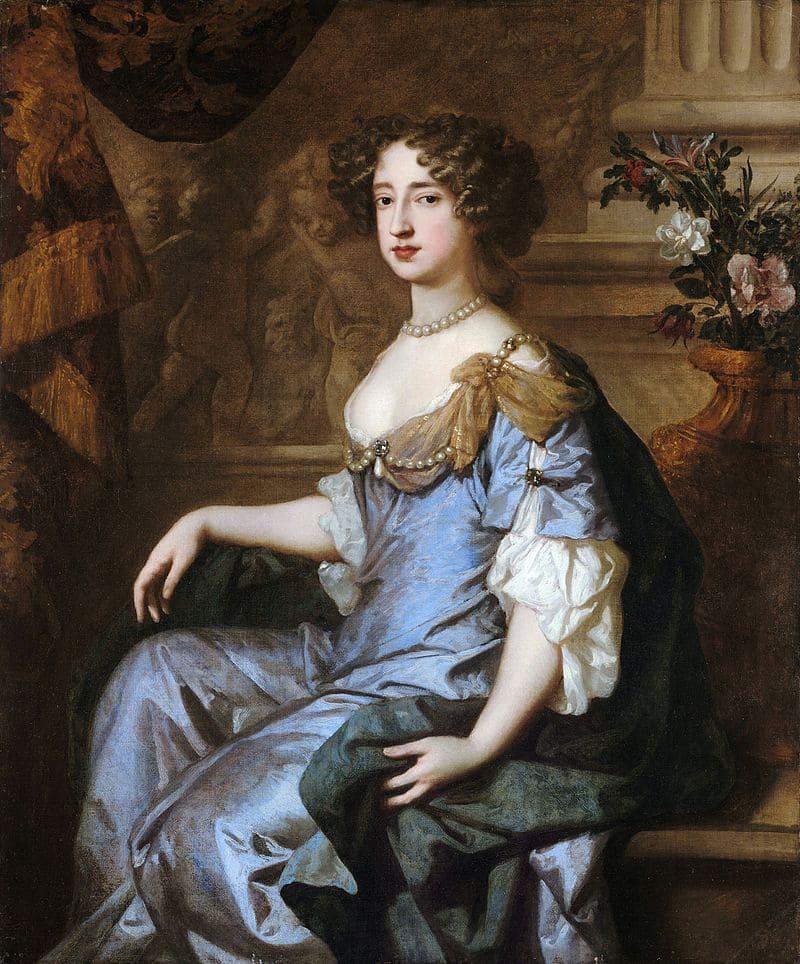 Питер Лели «Жена Вильгельма, королева Мария II»