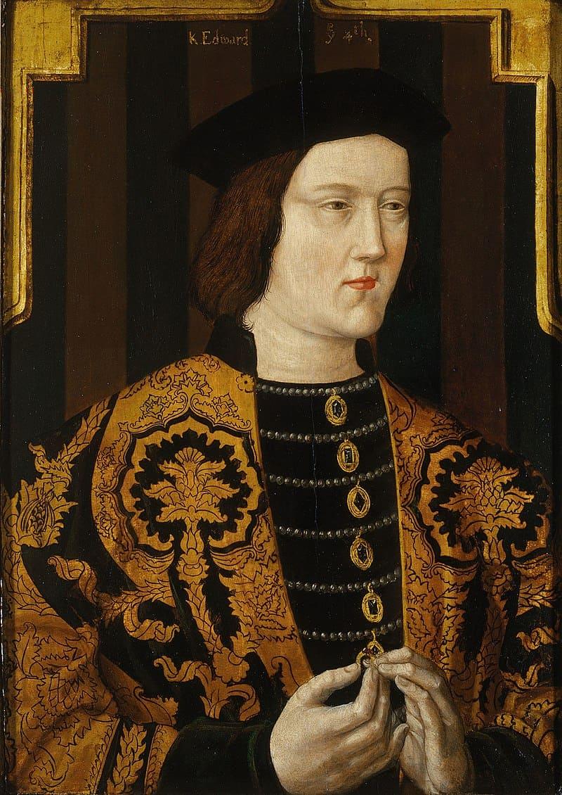 Король Англии Эдуард IV
