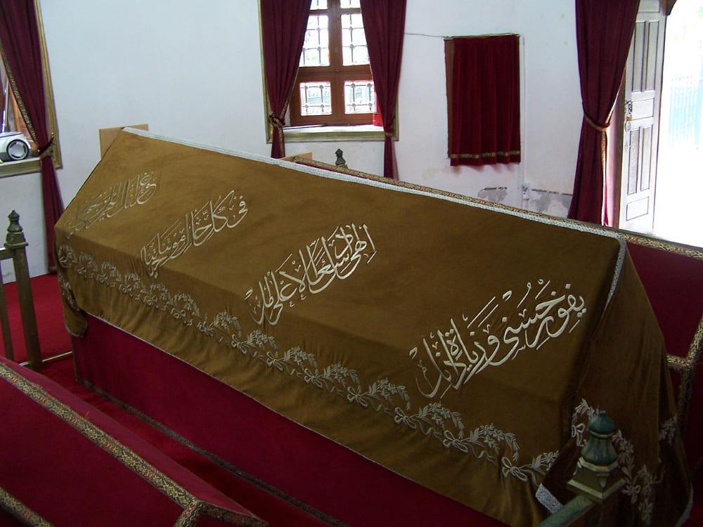 Гробница Гюльбахар-хатун в мечети Фатих / © Darwinek / ru.wikipedia.org