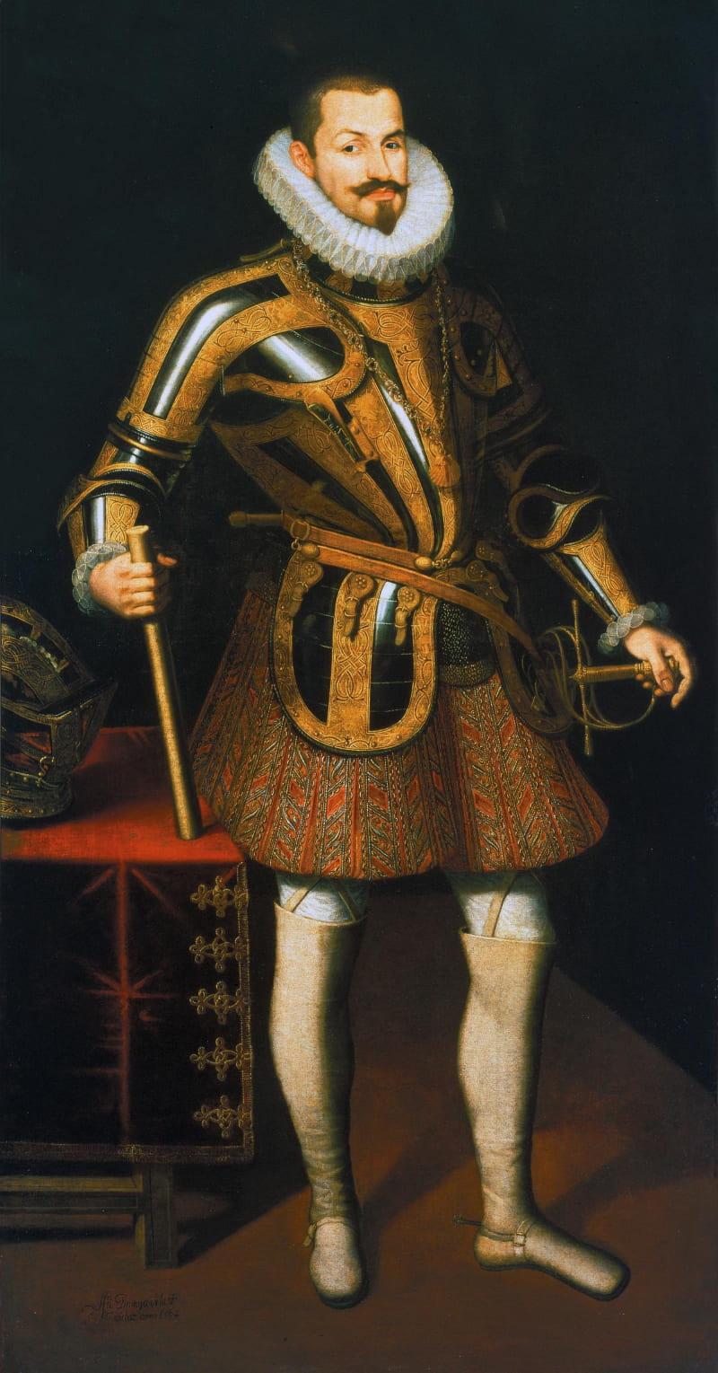 Хуан Карреньо де Миранда «Портрет герцога Лермы»