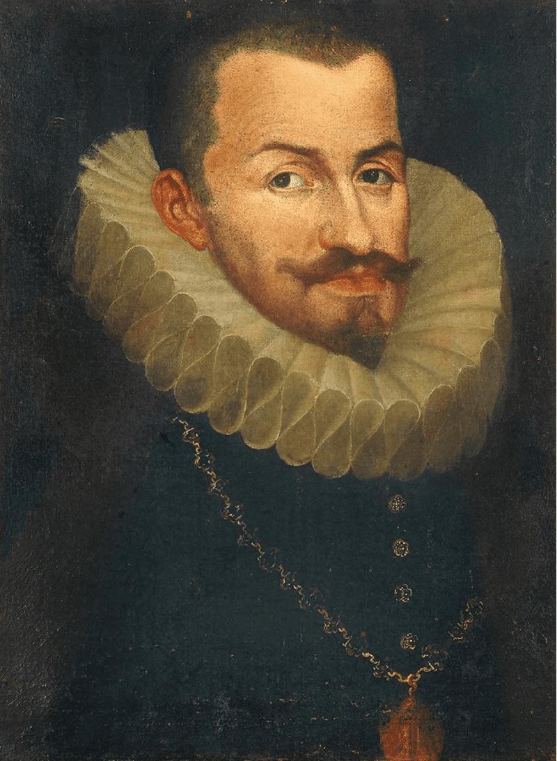Портрет Франсиско Гомес де Сандоваля
