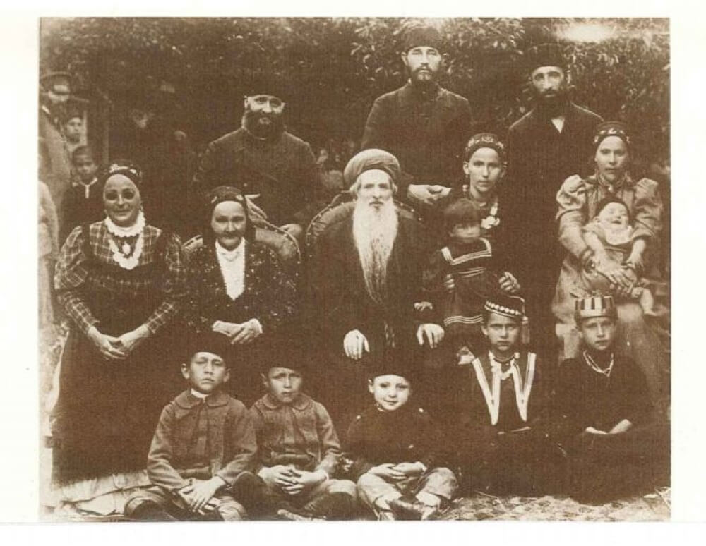 Раввин Хаим Хизкиягу Медини, духовный лидер крымчаков в конце XIX века