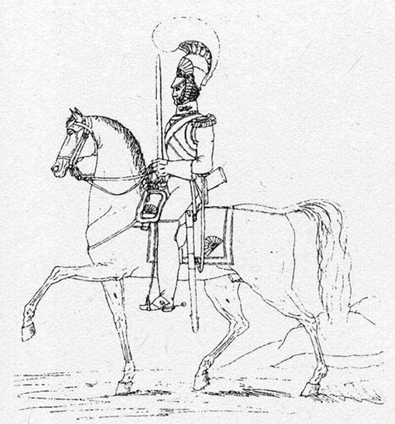 Рисунок Николая I