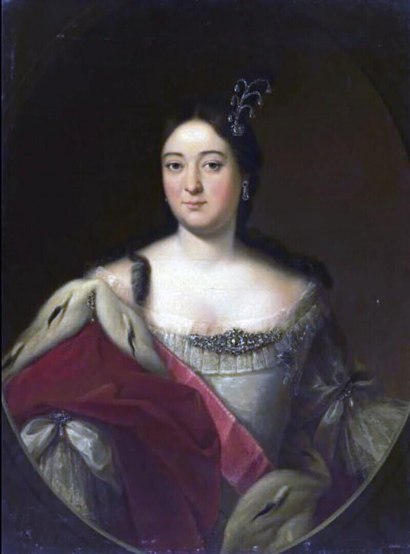 Русская царевна Екатерина Иоанновна