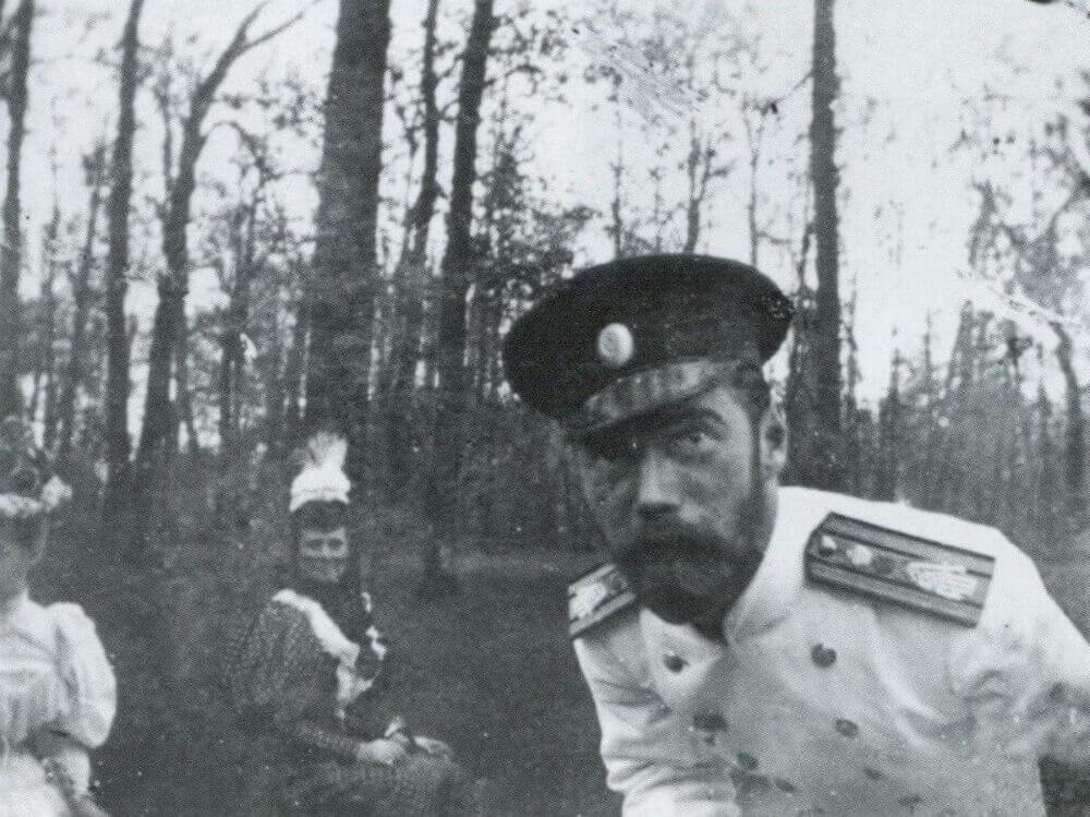 Селфи Николая II