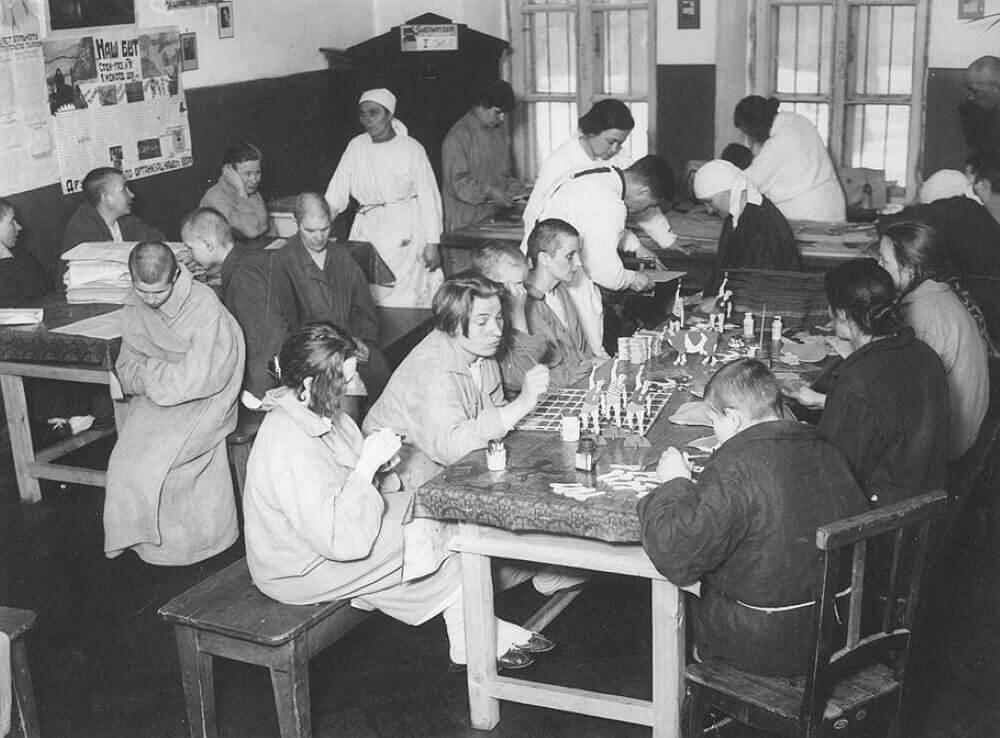 Тюремная психиатрическая больница СССР
