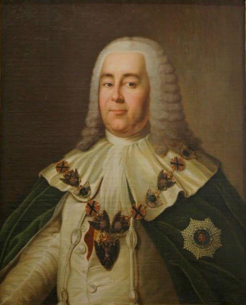 Александр Иванович Румянцев, муж Марии