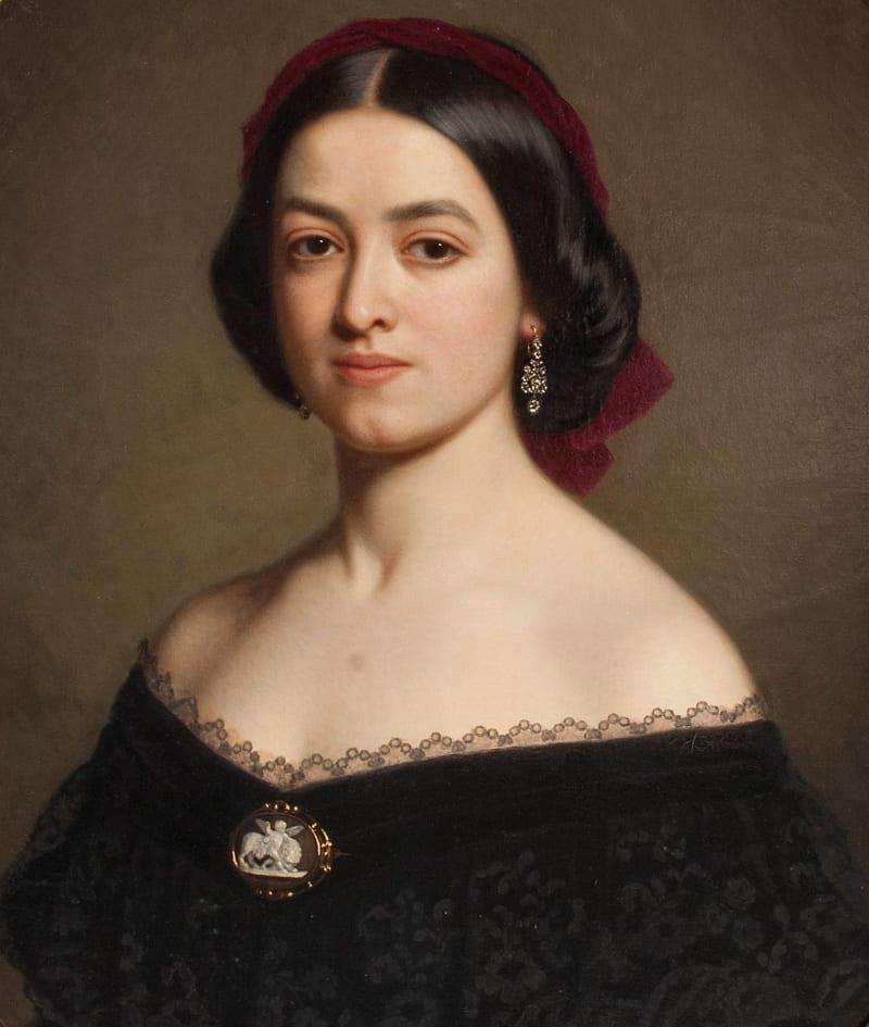 Амалия Линдегрен «Портрет неизвестной», не является портретом Анны Монс