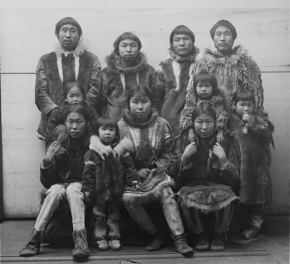 Эскимосы, 1894 год