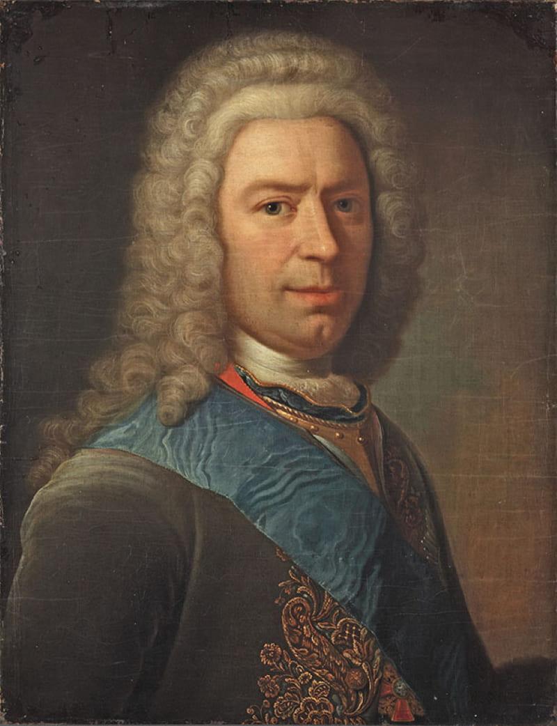 Григорий Чернышёв, супруг Авдотьи