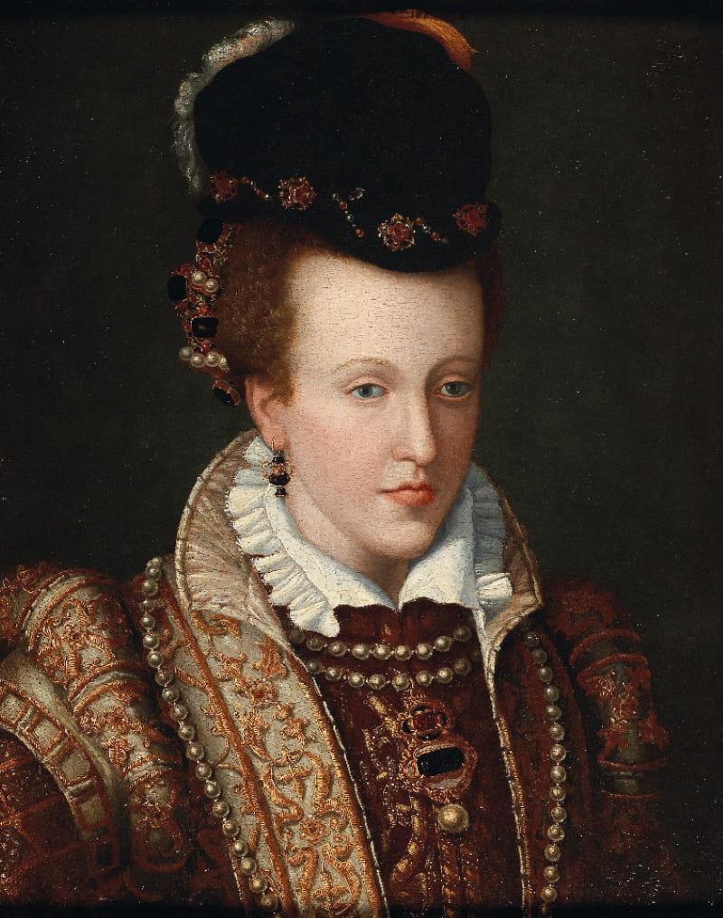 Иоанна Австрийская, первая жена герцога Франческо