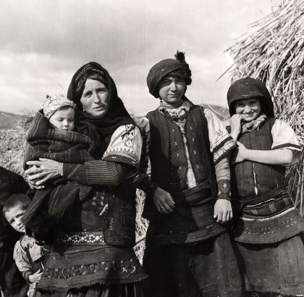 Македонцы в Греции в 1947 году