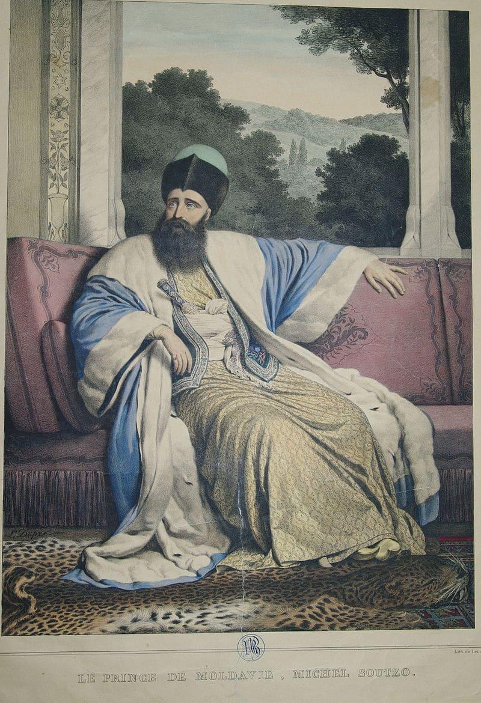 Михаил Суцу - последний господарь Молдавского княжества