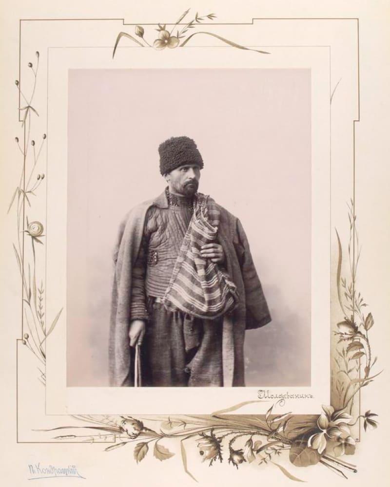Молдаванин из Кишинева