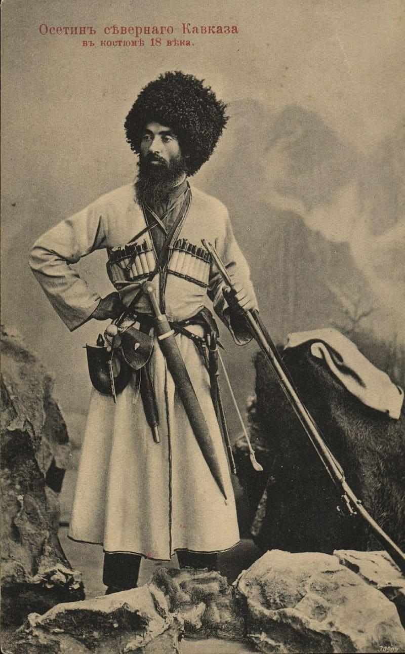 Осетин северного Кавказа