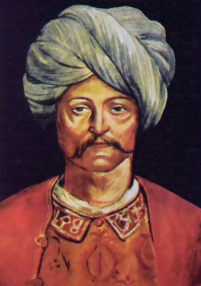 Пинтуриккио «Портрет шехзаде Джема»