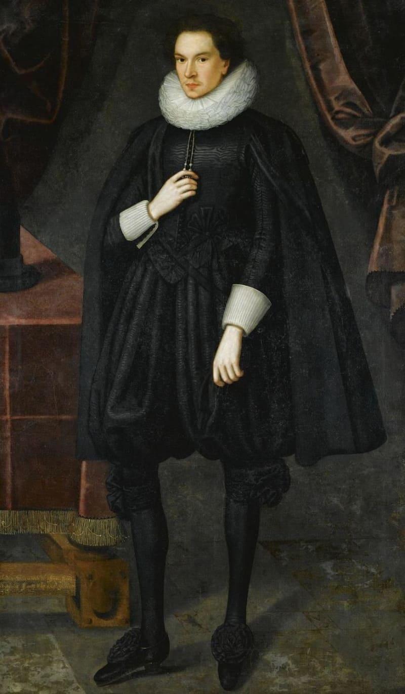 Портрет сэра Томаса Уэнтуорта