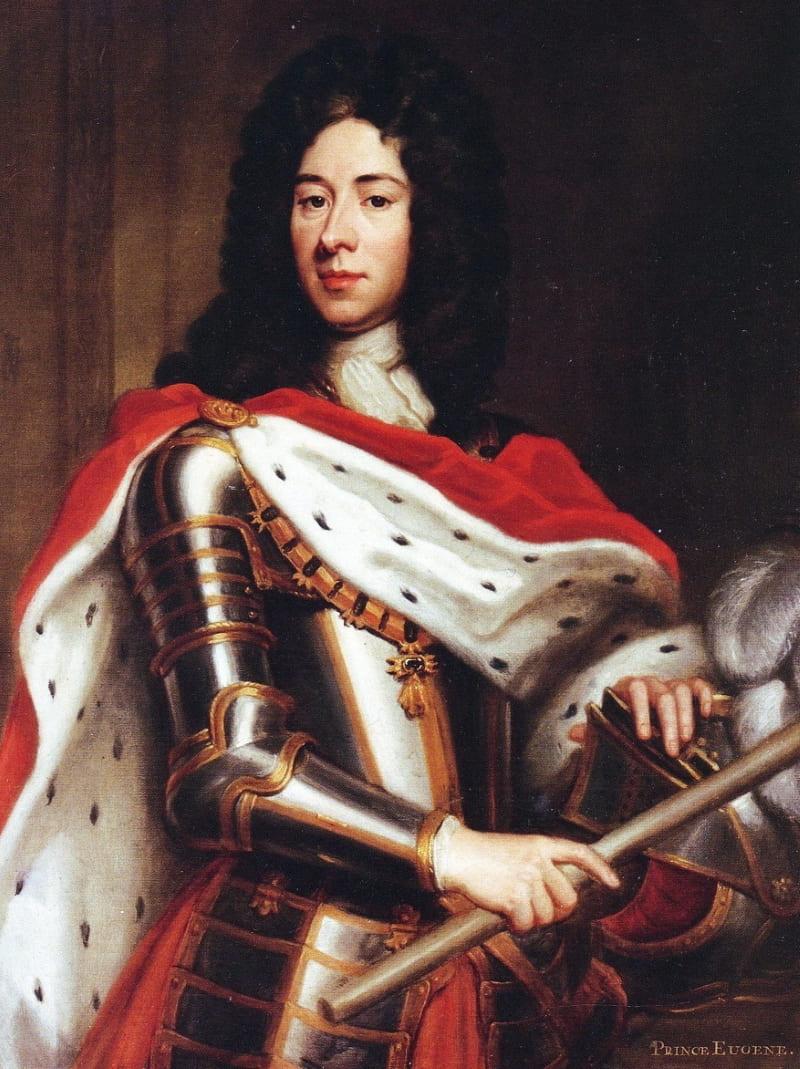 Принц Евгений Савойский