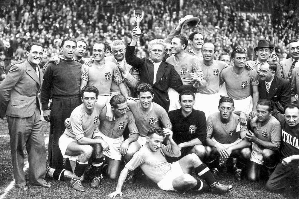 Сборная Италии по футболу 1934 года