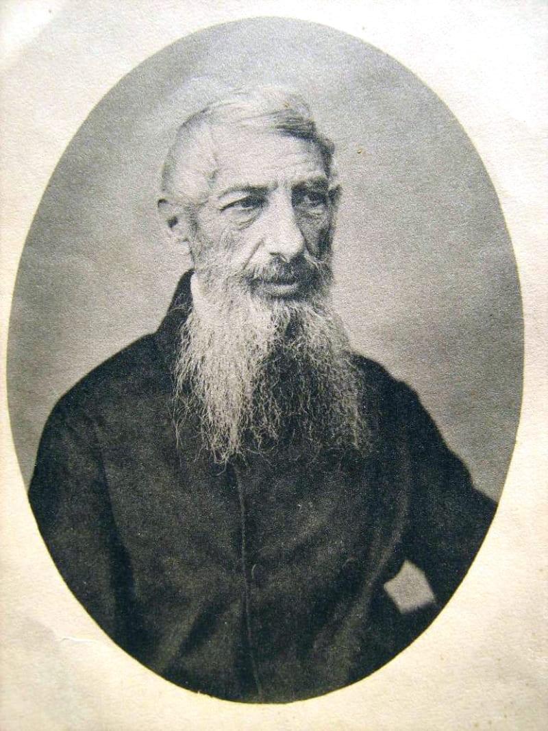 Сергей Петрович Трубецкой, фото 1857 года