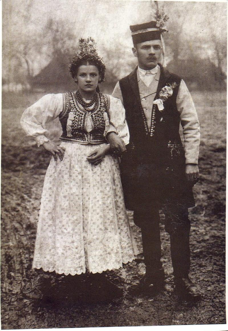 Традиционный польский костюм