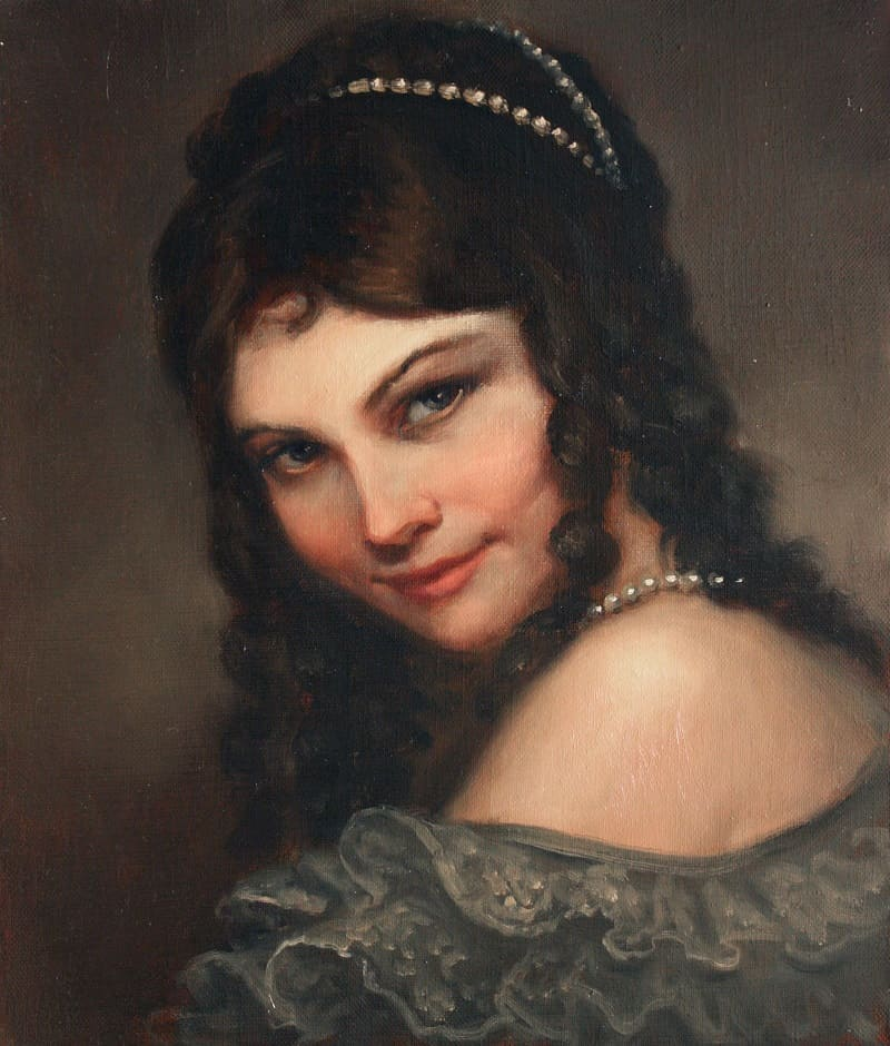 Андрей Шишкин «Тот взгляд случайный», не является портретом Марии Гамильтон