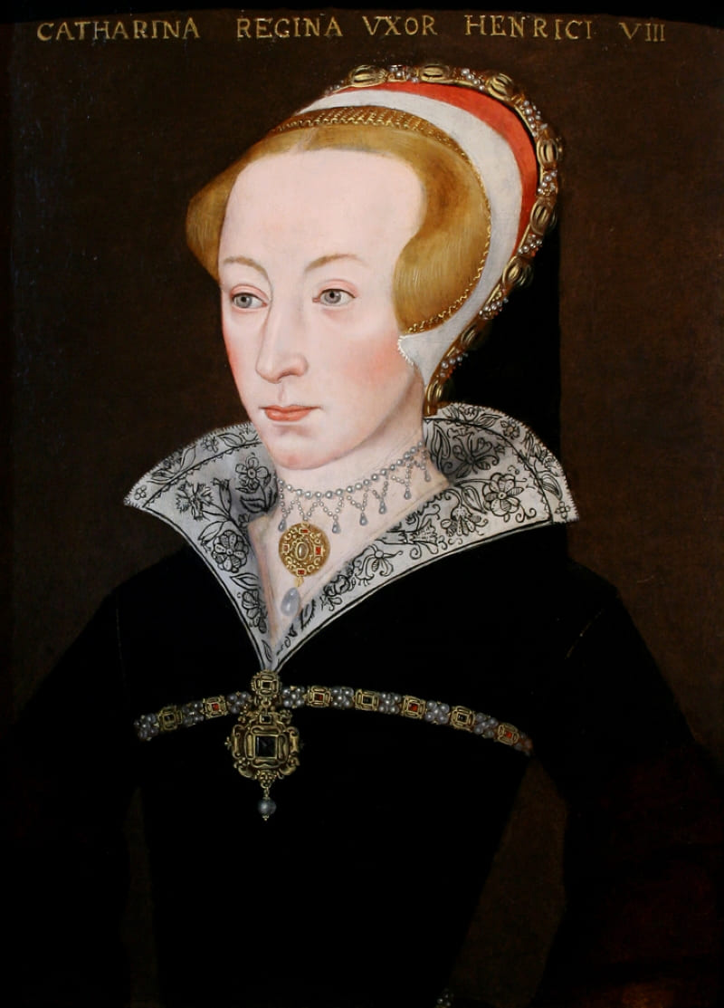 Екатерина Парр, 6-я жена английского короля Генриха VIII