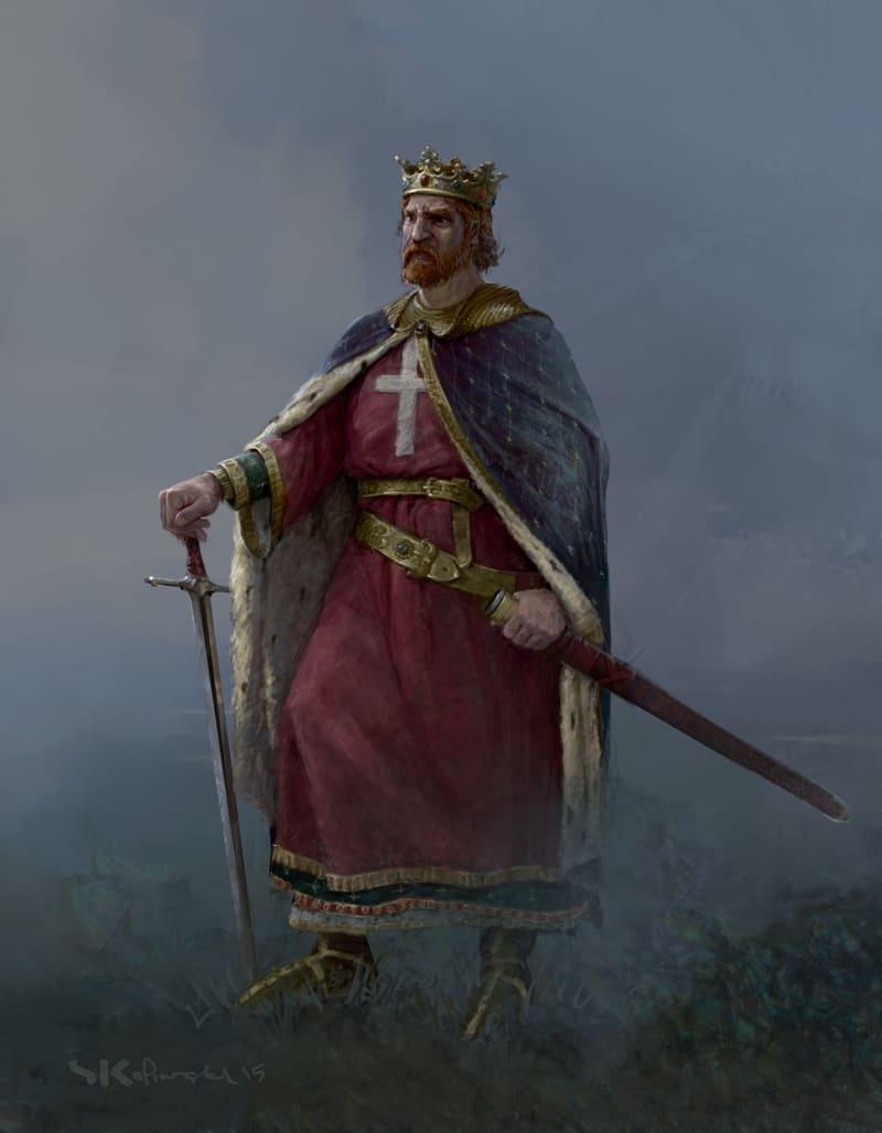 Король Англии Ричард Львиное Сердце / © Stefan Kopinski / stefankopinski.com