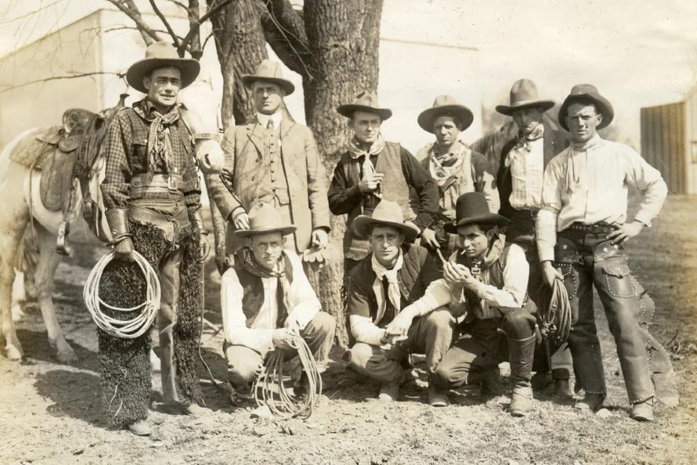 Ковбои XIX века