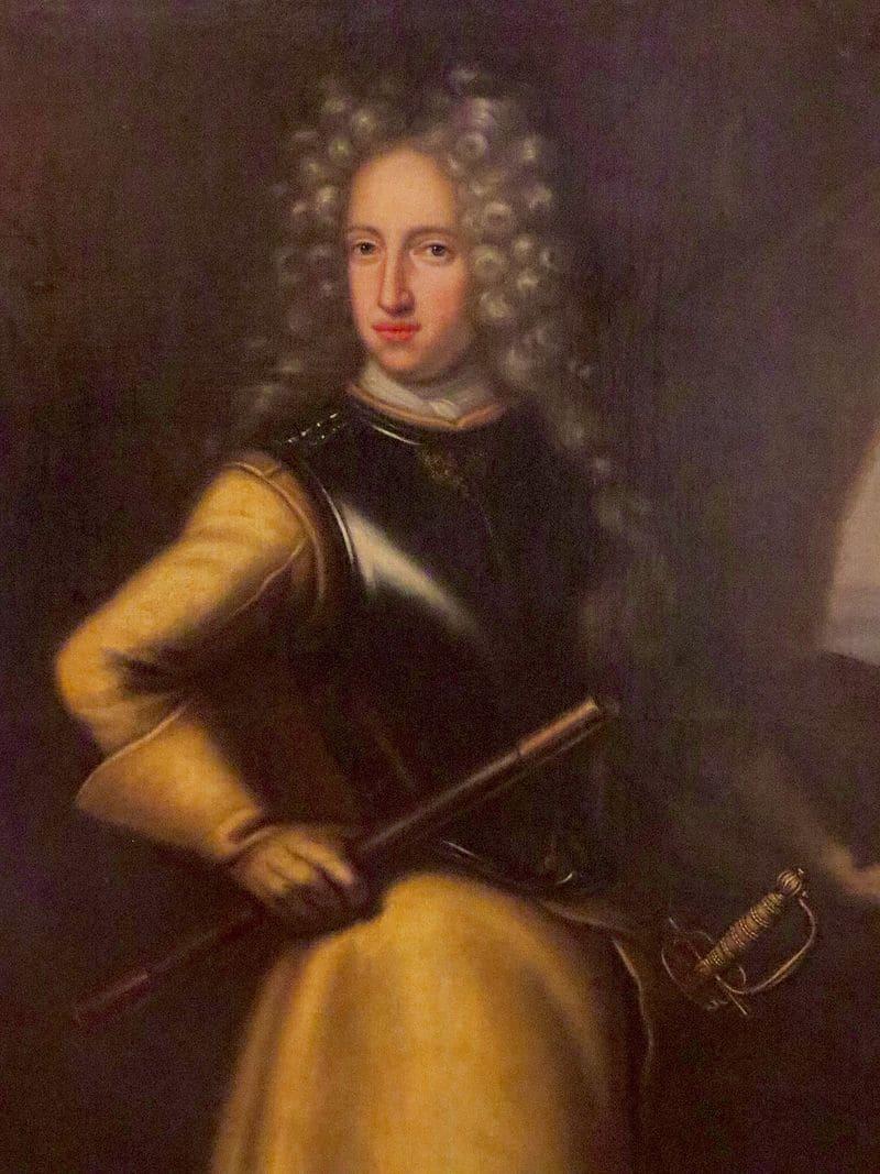 Портрет Фридриха IV Гольштейн-Готторпского