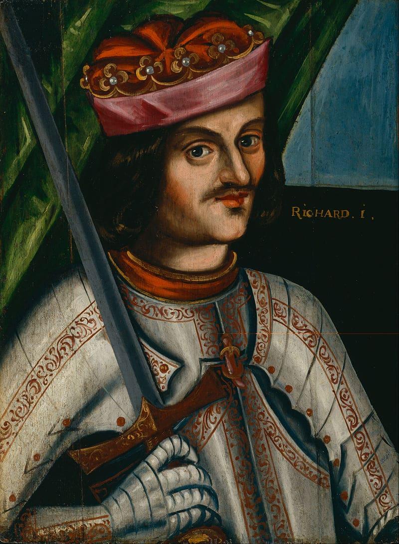 Портрет Ричарда I
