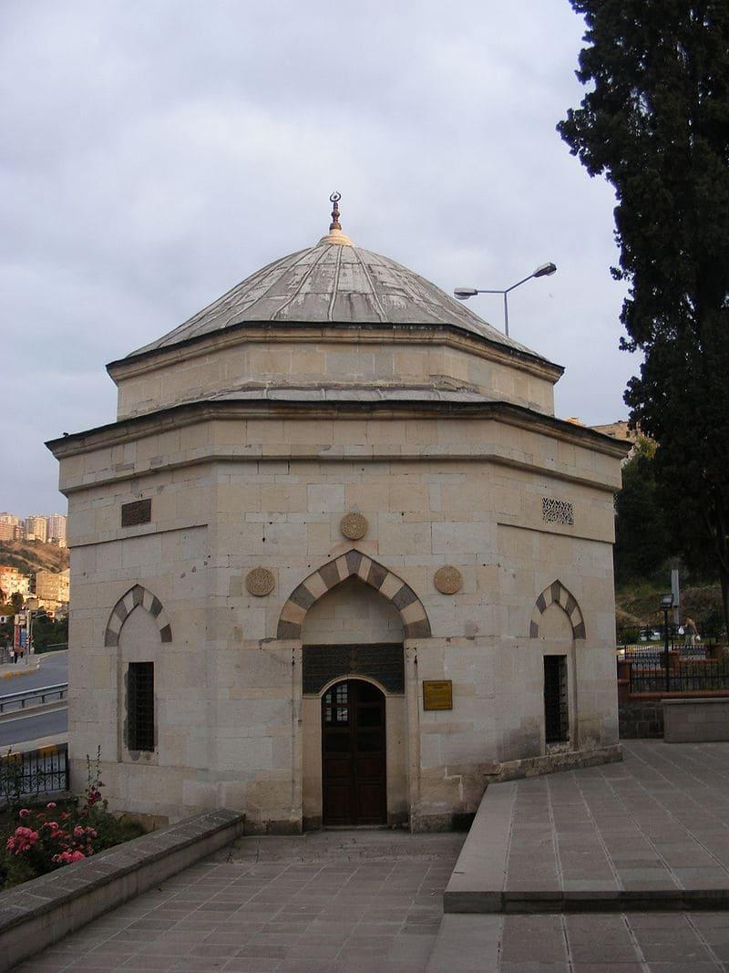 Тюрбе матери Селима Явуза в мечети Хатунийе, Трабзон / © Alaexis / ru.wikipedia.org
