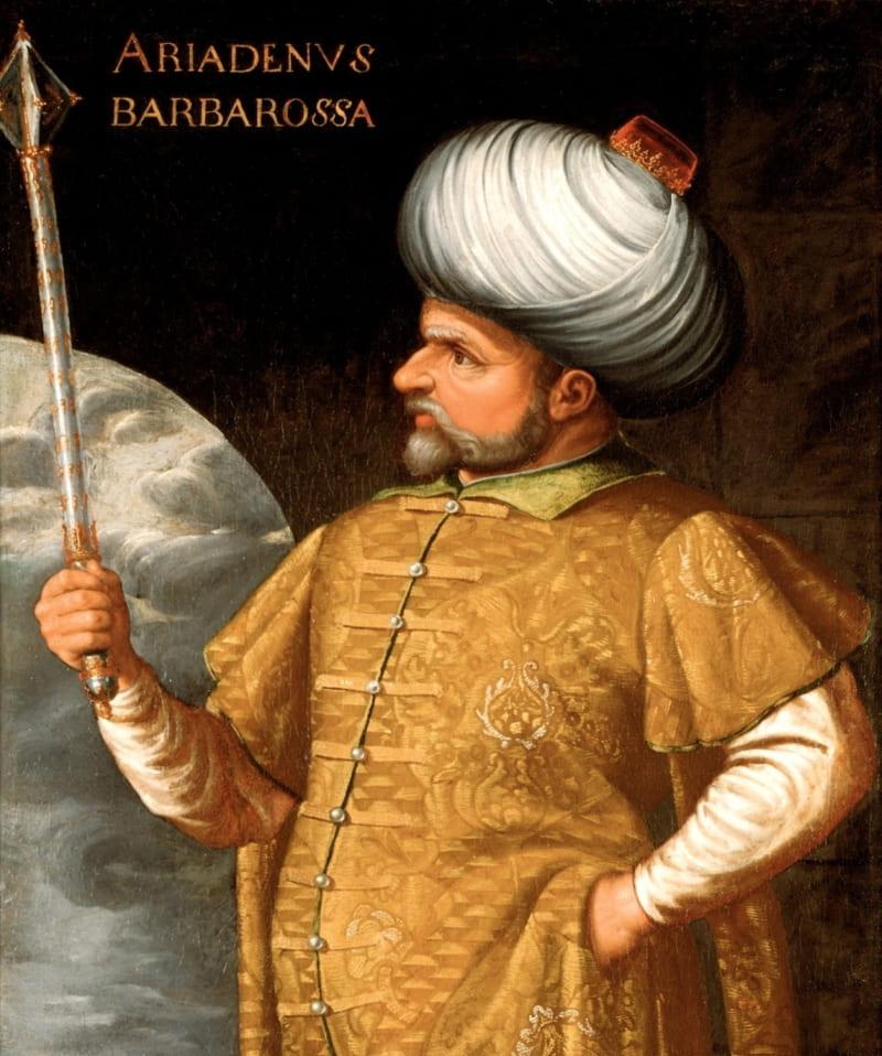 Барбаросса Хайреддин-паша