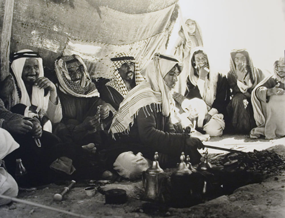 Бедуины готовят кофе в Саудовской Аравии / cardiffstudentmedia.co.uk
