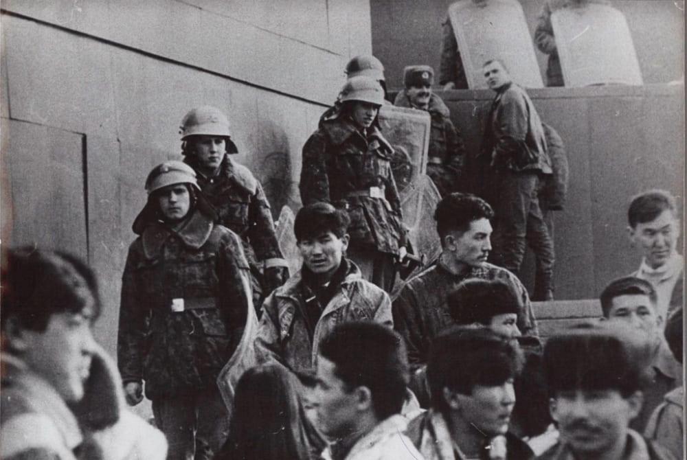 Декабрьские события в Алма-Ате (Казахстан), 1986 год
