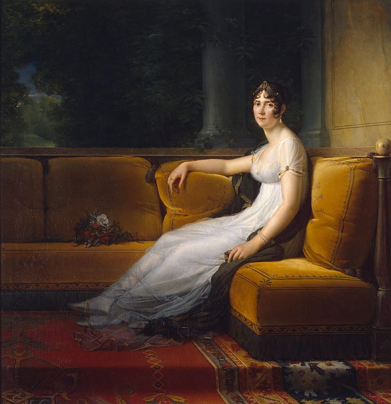Франсуа Паскаль Симон Жерар «Портрет Жозефины»