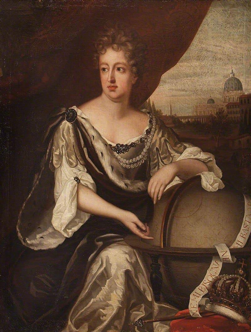 Михаэль Даль «Портрет Кристины, королевы Швеции»