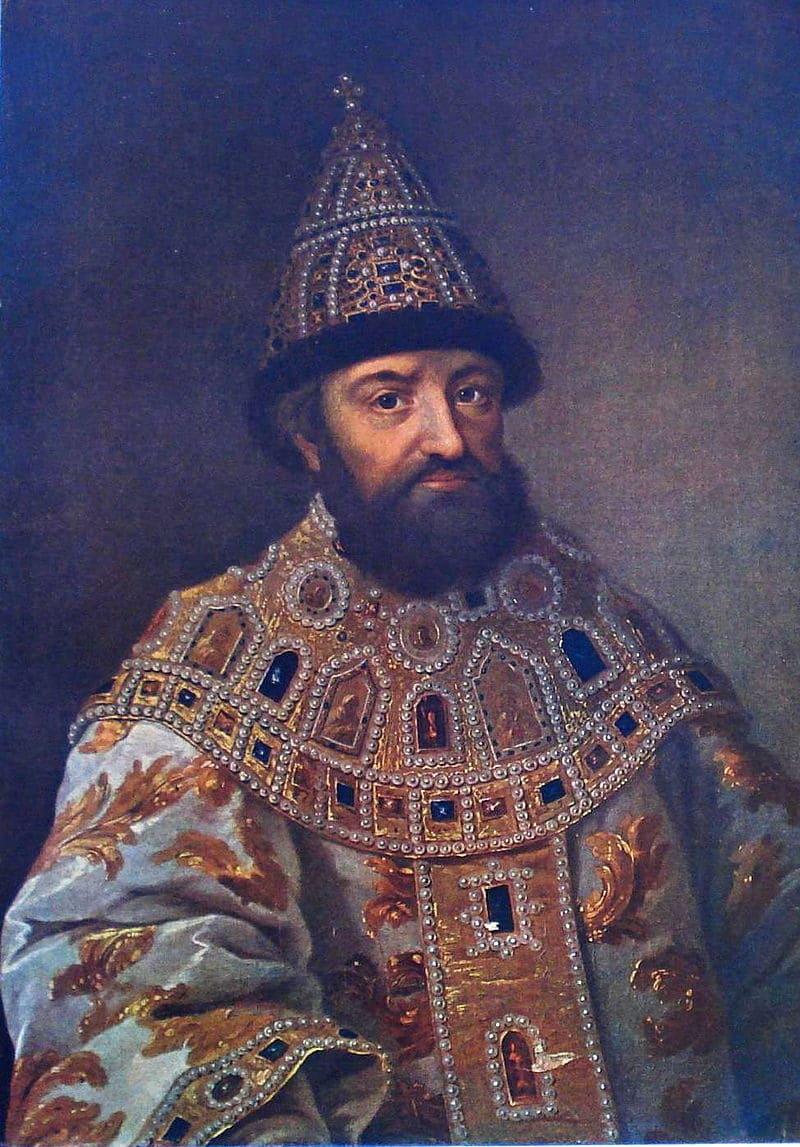 Михаил Фёдорович Романов — первый русский царь из династии Романовых