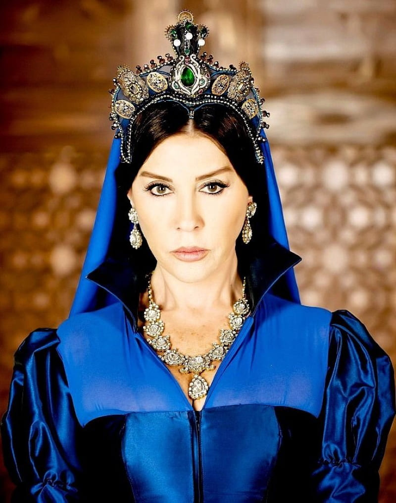 Образ Хафсы-султан в сериале «Великолепный век»